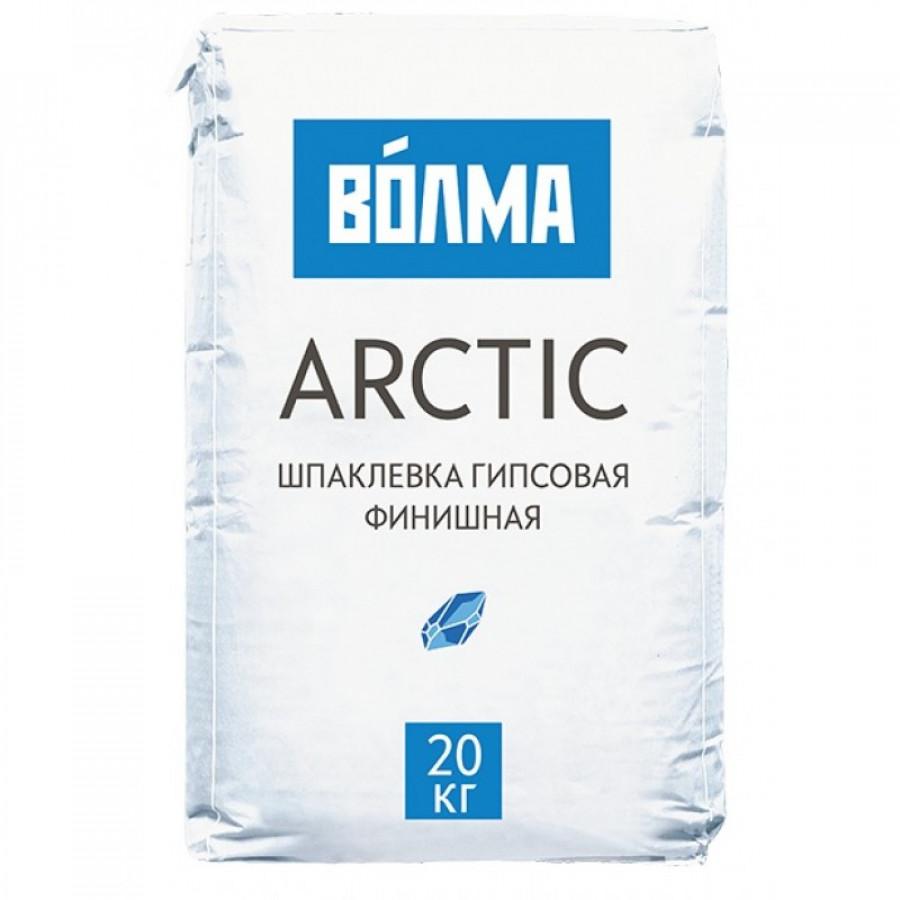 Шпатлевка Волма Arctic