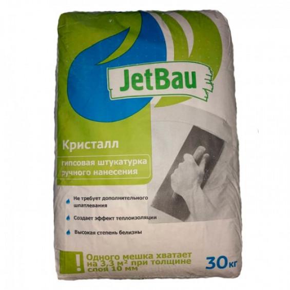 Гипсовая штукатурка JetBau Кристалл 30 кг