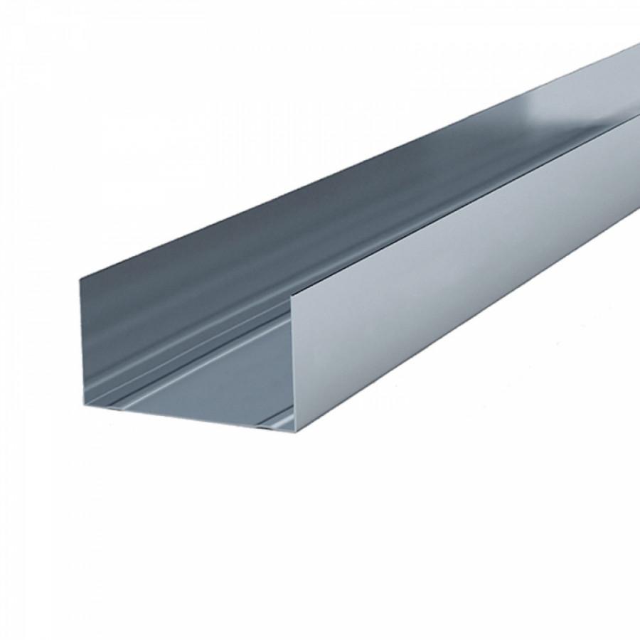Профиль направляющий ПН (75х40мм l=3м) Колорид толщина 0,50