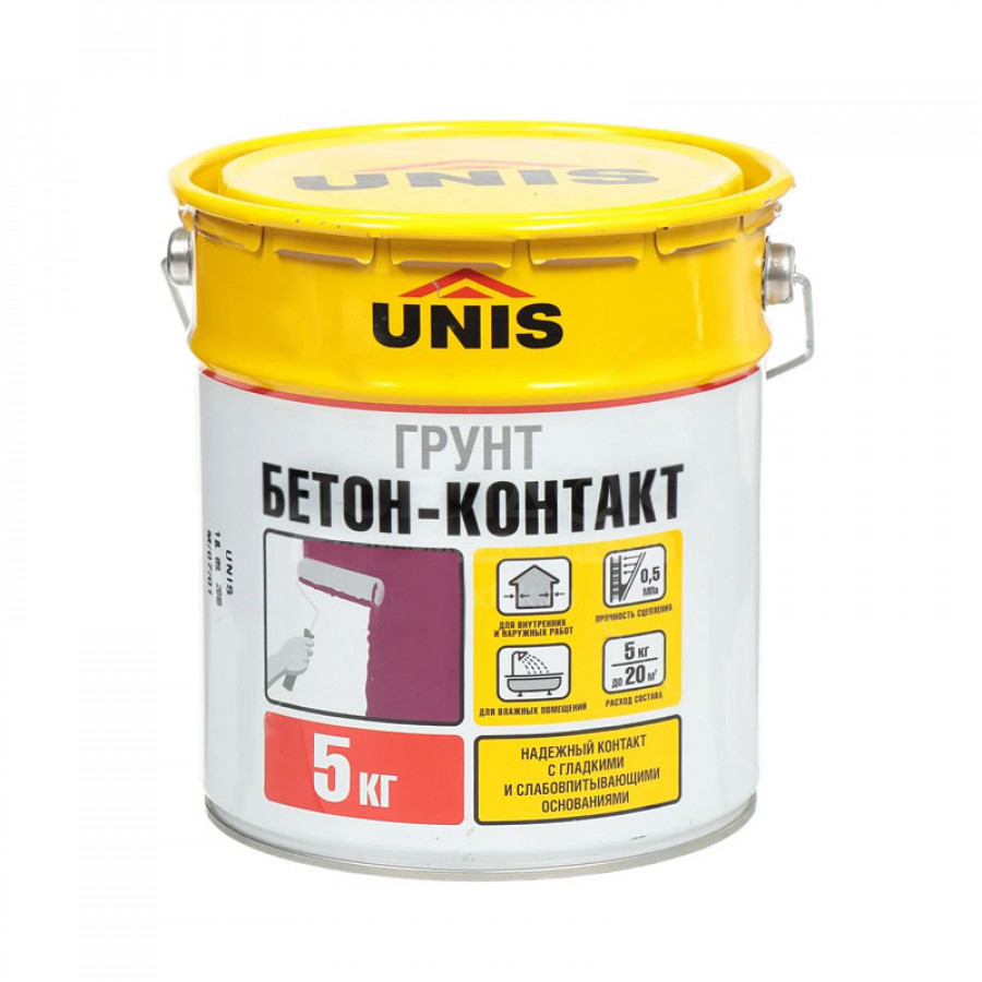 Бетонконтакт Unis 5 кг