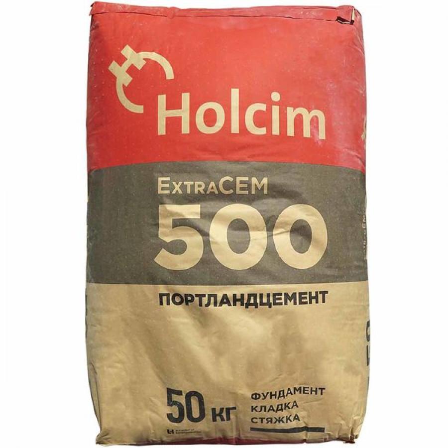 Цемент Холсим М500 50 кг