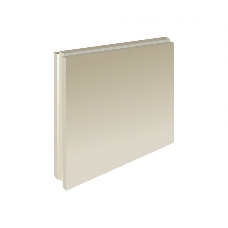 ПГП плиты гипсовые Волма 667х500х80мм полнотелая стандарт  28кг