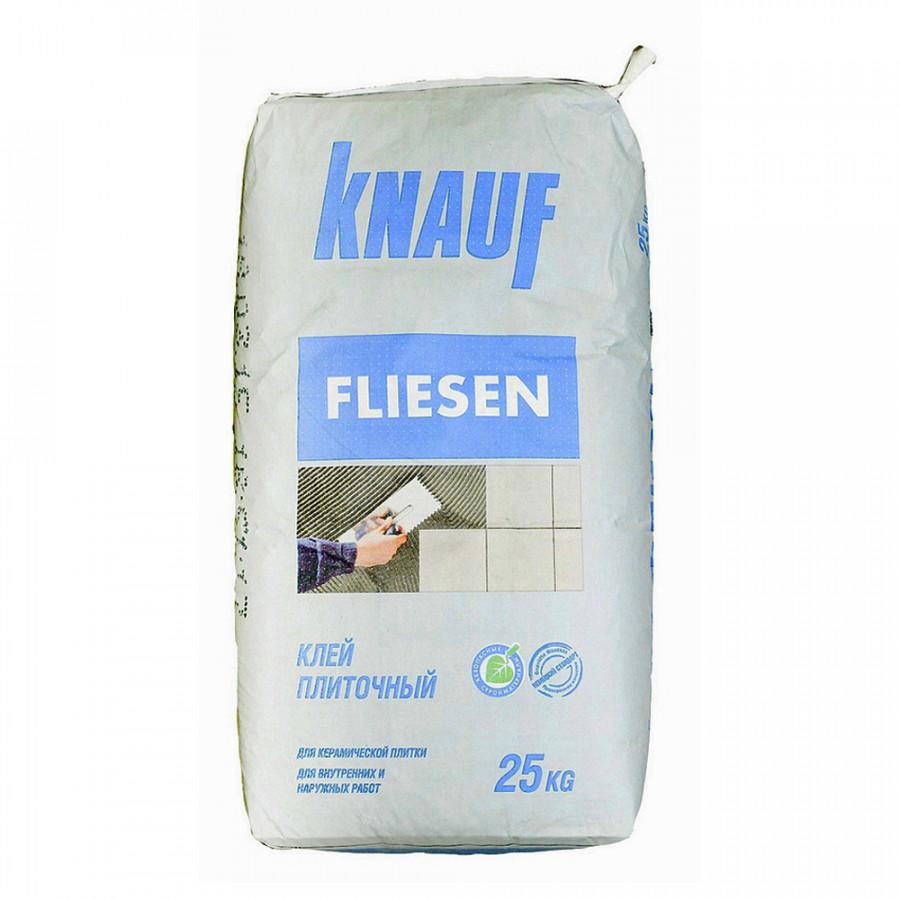 Knauf Fliesen плиточный клей 25 кг