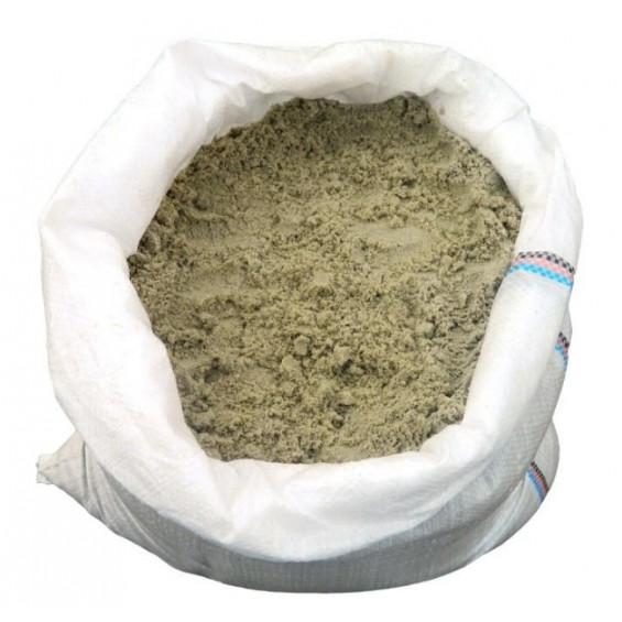 Песок в мешках 30 кг